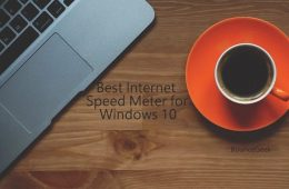 Best Internet Speed Meter for Windows 10