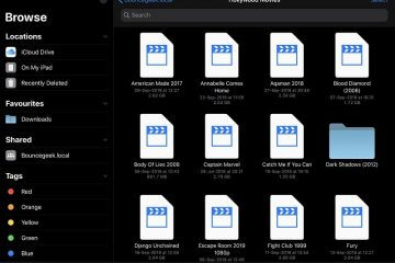 Access Shared Windows Folders on iPhone and iPad