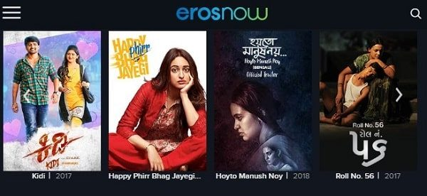 Eros Now Watch Bollywood Movies Online Free