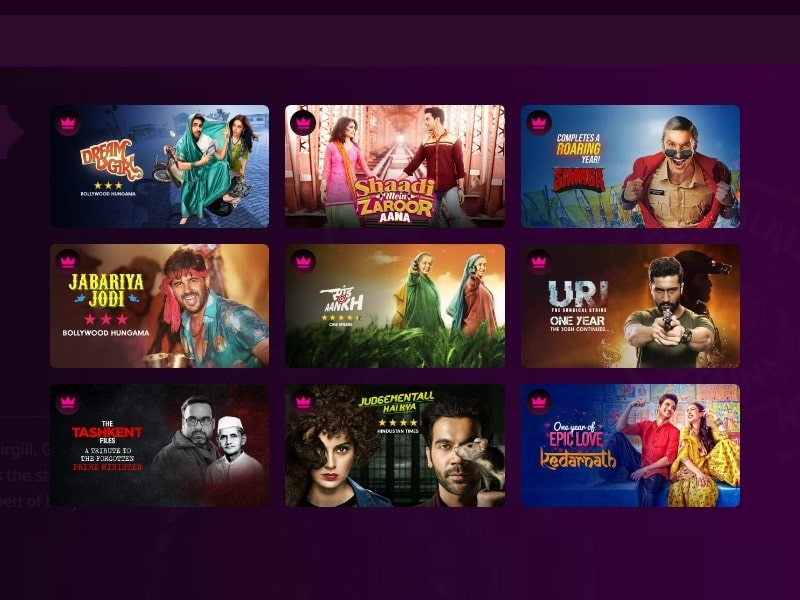 Watch Bollywood Movies Online Free