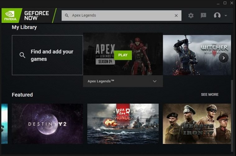 How to use Nvidia Geforce Now in India