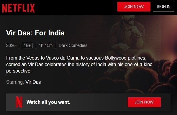 Join Netflix Party