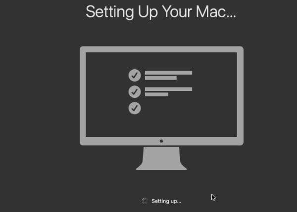 Setting up Install macOS 10.15 on VMware