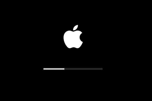 macOS booting