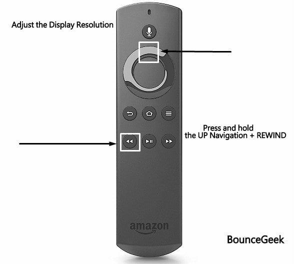 Adjust the Display Resolution