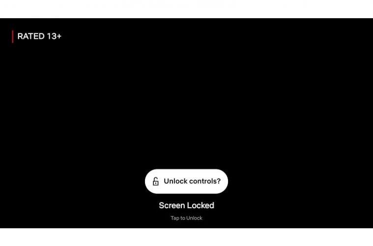 Get Netflix 'Screen Lock' on Prime Video, YouTube
