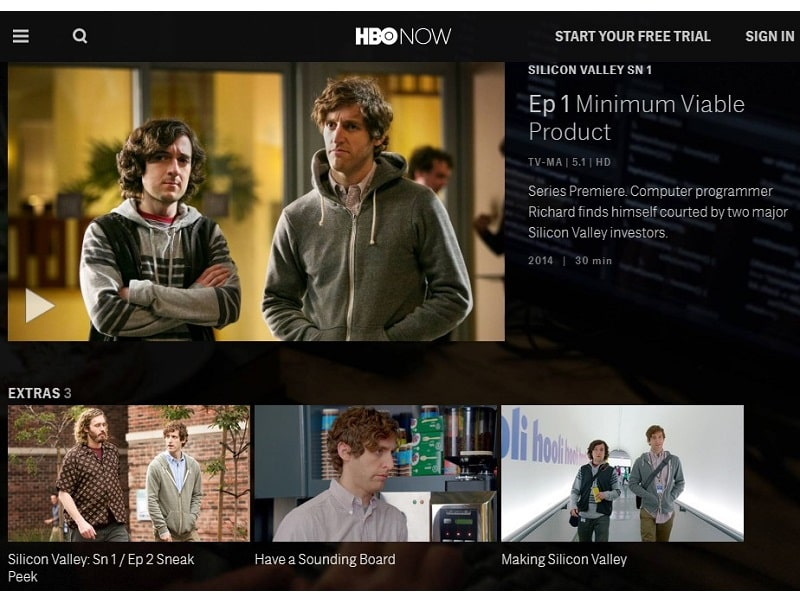 Watch HBO Free, Outside U.S.