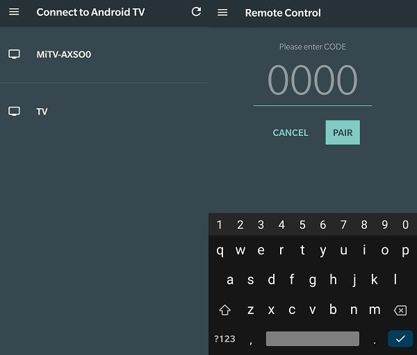 Android TV - Use your Smartphone as Smart TV Keyboard and Remote.
