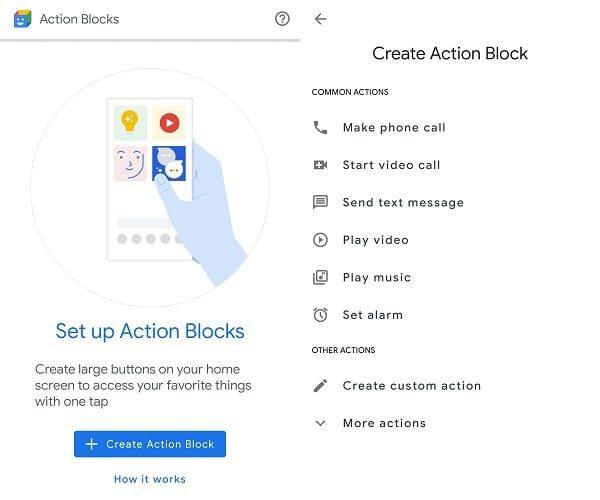 Create Custom Action