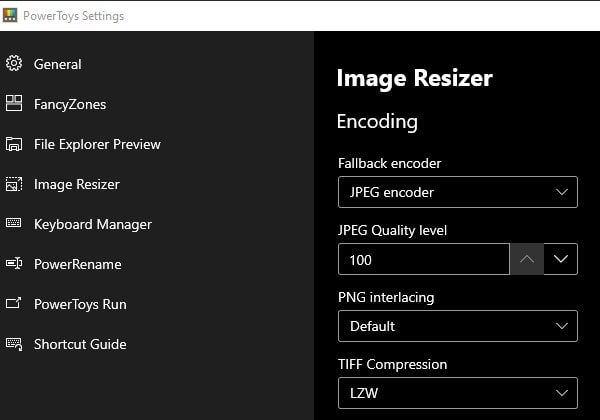 Image Resizer Encoder - Compress Image