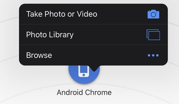 Transfer Files to Android Devices from iPad iPhone