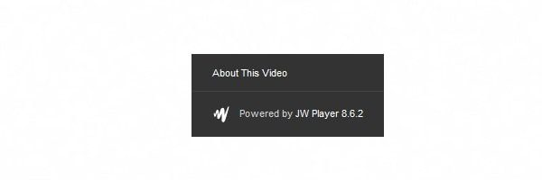 Powered by JW Player