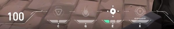 Fix Valorant Health bar ability HUD not showing