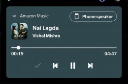 Get Android 11's Media Control UI on Any Android