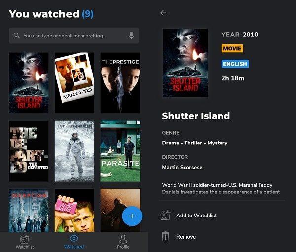 MoviesDrop - Movie List App