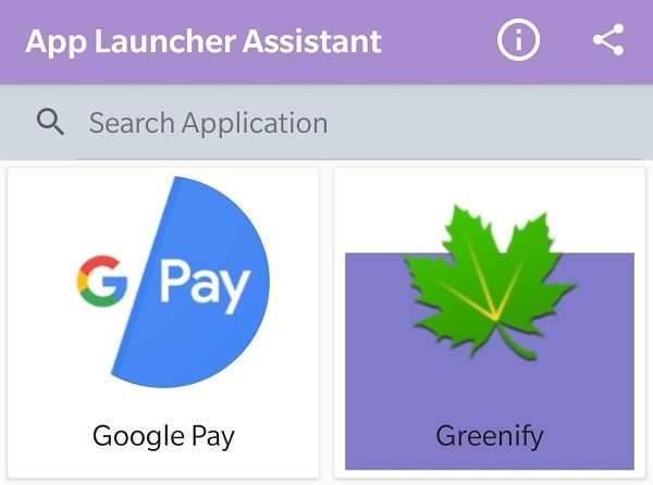 Remap Google Assistant gesture to open any App