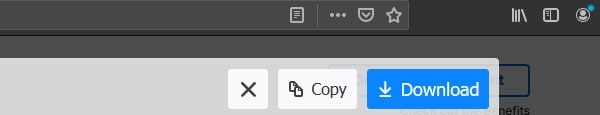 Capture and Download Scrolling Screenshot on Mac - Firefox