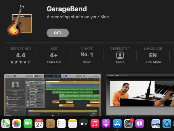 Install GarageBand on VMware MacOS Big Sur