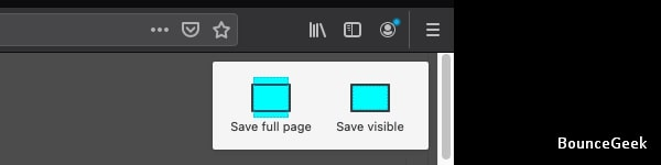 Save Full Page Firefox