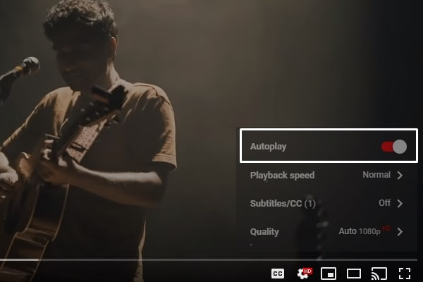YouTube Playback ID Error - Turn on AutoPlay