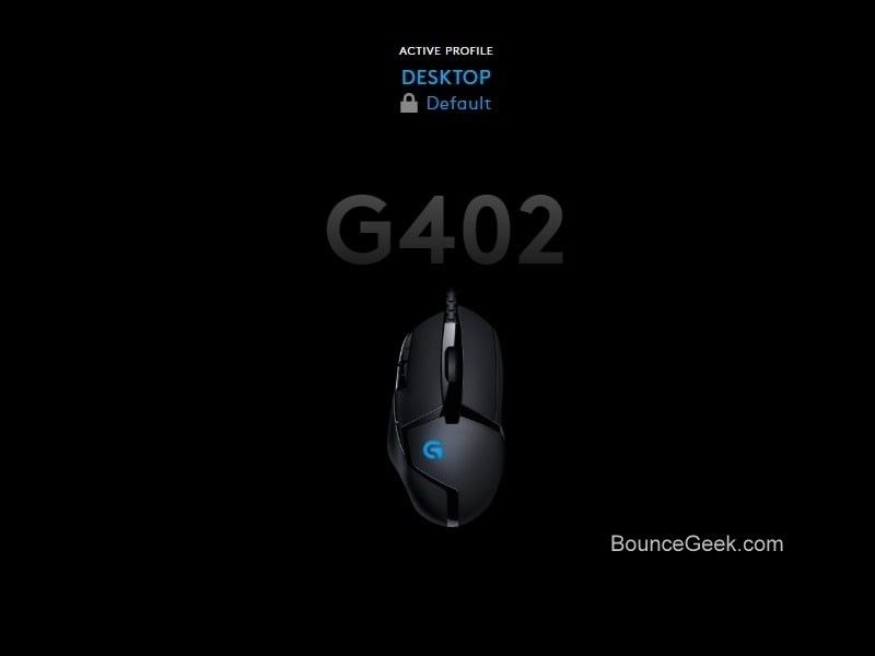Logitech G Hub stuck on loading screen