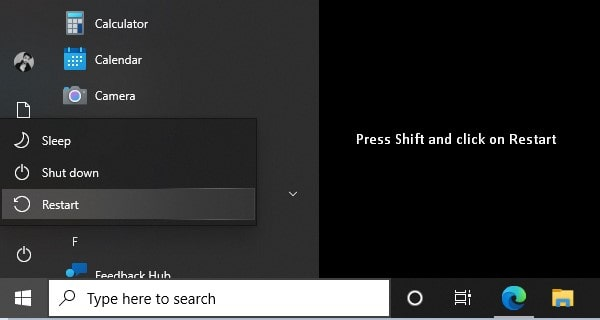 Enable Safe Mode From Start Menu