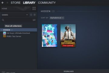 How to find Hidden Games on Steam