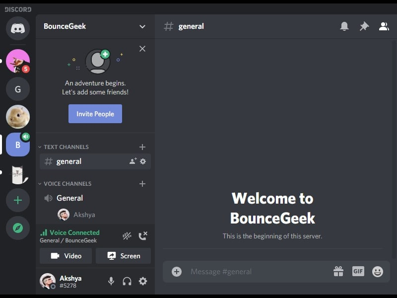 Discord is picking up Game Audio