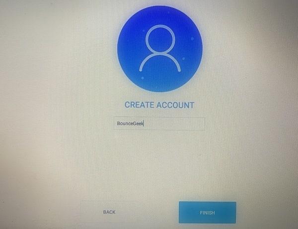 Create Phoenix OS Account