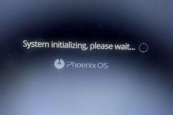 Phoenix OS System Initialization