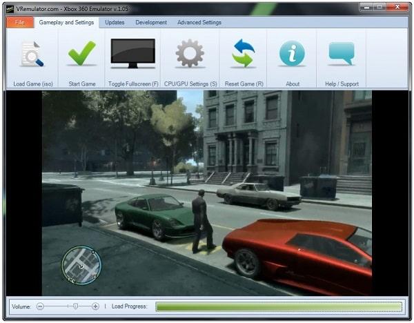 VR Xbox 360 Emulator for PC